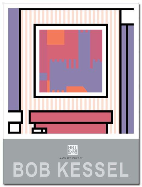 art over decor poster toilet by bobkessel
