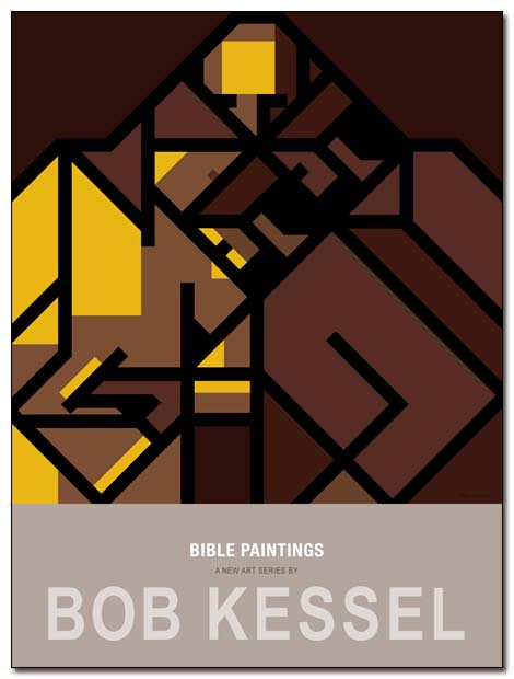 bible paintings poster doubting by bobkessel