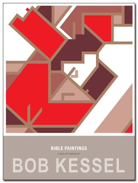 bible paintings poster samson by bobkessel