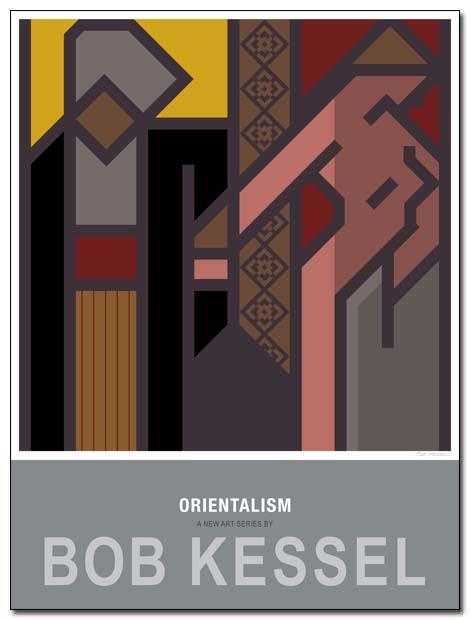 orientalism poster slavery by bobkessel