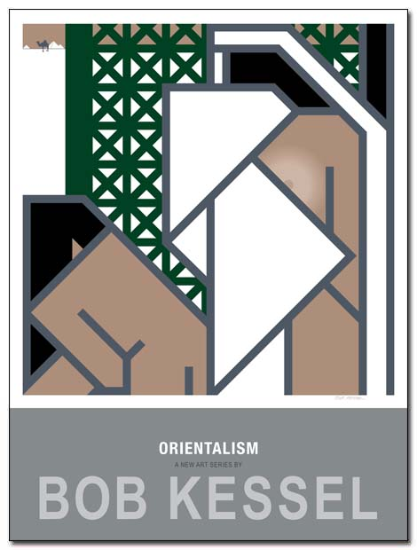 orientalism poster slaves by bobkessel