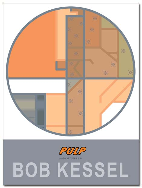 pulp poster gossamer by bobkessel