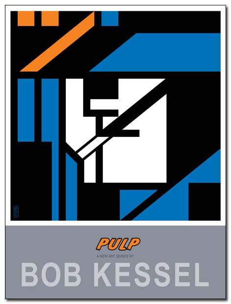 pulp poster smoke 'em by bobkessel