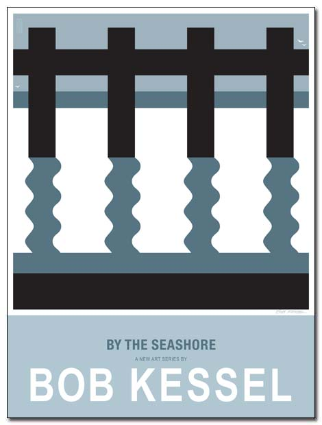 by the seashore poster dock by bobkessel