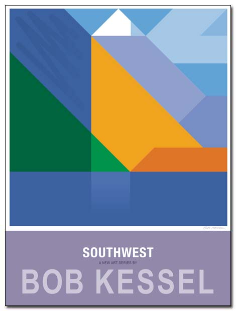 southwest poster slope by bobkessel
