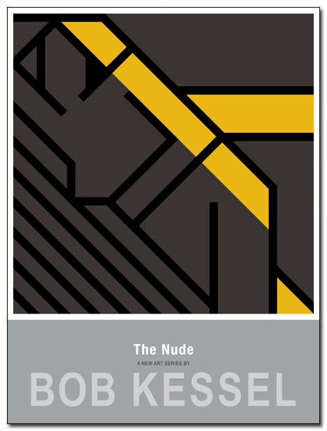 the nude poster sunrise by bobkessel
