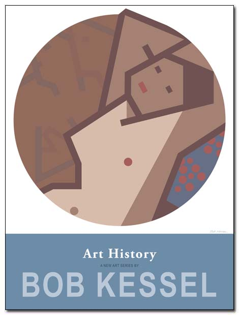 art history poster bain turn by bobkessel