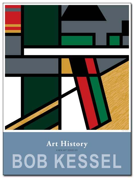 art history poster pikene pa broen by bobkessel