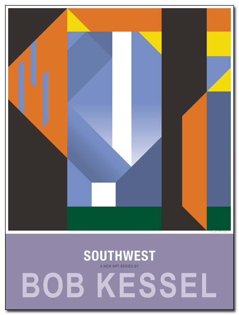 southwest poster falls by bobkessel