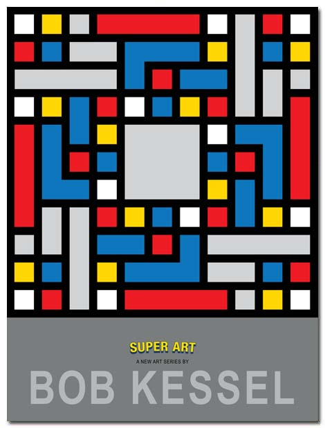 super art poster super boogie boogie by bobkessel