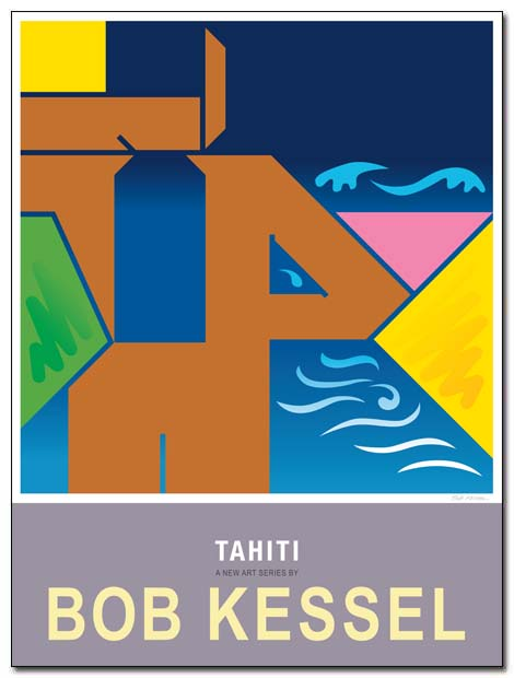 tahiti poster long hair by bobkessel