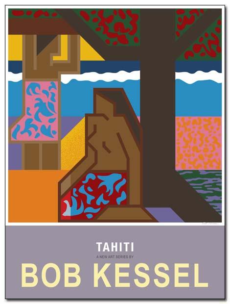 tahiti poster scene by bobkessel