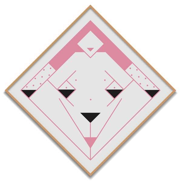 pink lady - original fine art print by bobkessel