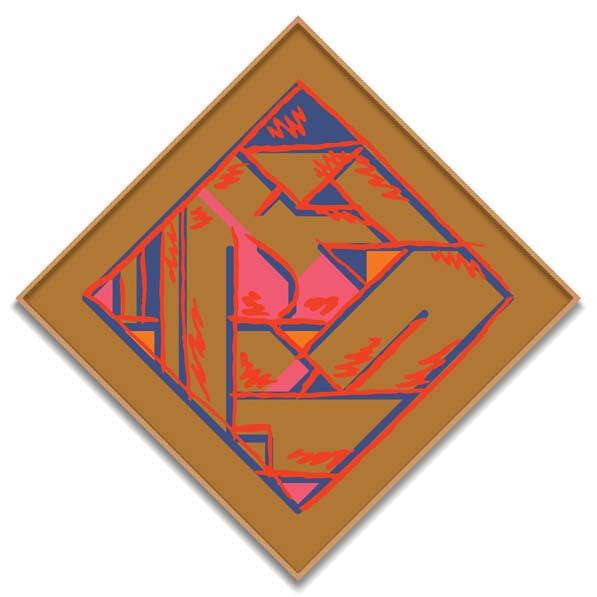 tan lines - original fine art print by bobkessel
